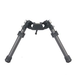 Wholesale Tactical Scope Light - New Arrival LRA Light Tactical Bipod Long Riflescope Bipod For Hunting Rifle Scope Free Shipping
