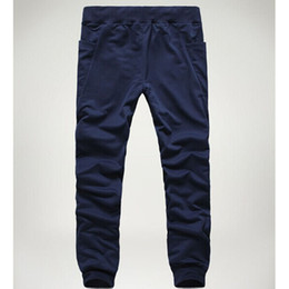 Wholesale Pantalones Cargo Hombre - Wholesale-2016 Mens Joggers Cargo Unique Pocket Men Pants lace-up Sweatpants Harem Pants Men Jogging Sport Pants Men Pantalones Hombre
