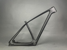 Wholesale 29er Mtb - MTB 142 135 carbon mountain bike frame 29er 27.5er carbon mtb frames 650b carbon bike frames