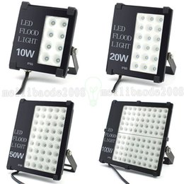 Wholesale Advertising Landscaping - BE77 2017 Waterproof Led Floodlights 10W 20W 50W 100W Outdoor Flood Lights Landscape Advertising Energy Saving Lamps Lighting