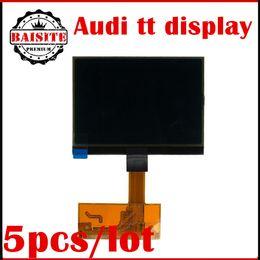 Wholesale Audi Tt Screen - Good feedback For AUDI TT LCD Display Screen for audi TT Jaeger A3 A4 Jaeger audi LCD display dash dashboard repair 5pcs lot