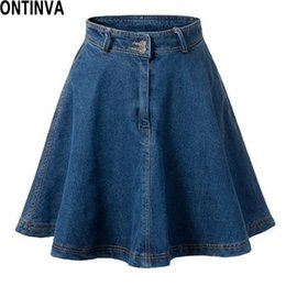 Canada Jean Skirt Supply, Jean Skirt Canada Dropshipping | DHgate ...