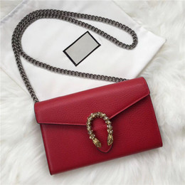 Wholesale Womens Cartoon Bags - 2017 New style Brand Ladies Bag Leather Womens Handbag Luxury Brand Name Women Bag High Quality Real Leather Shoulder Bag