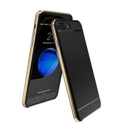 Wholesale Cover Bumper Iphone 5c - SGP Neo Hybrid Tough Armor Bumper Soft Case TPU + PC Back Cover For Apple iPhone 7 Plus 6S 5SE 5C Samsung Galaxy S7 S6 Edge Note5 Housing