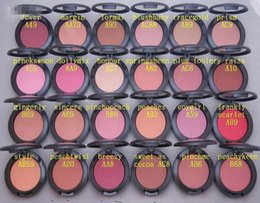 Wholesale Wholesale Direct 24 - Factory Direct Free Shipping New Makeup Face 6g Sheertone Blush!24 Different Colors