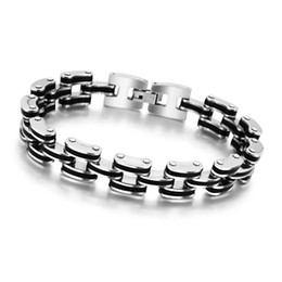 Wholesale Wholesale Trade Cars - Fashion Bracelet foreign trade jewelry car chain men's hand decoration men and women common stainless steel jewelry