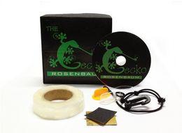 Wholesale Trick Magician - Gecko (Gimmick + DVD) Magician Vanishing magic tricks Close up Illusion accessories Comedy Props Classic Toys Mentalism