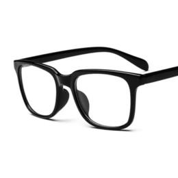 Wholesale China Eyewear Frame - New vintage eye glasses frames for women clear lens glasses designer eyeglasses frames men prescription eyewear frame china eyeglasses