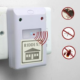 Wholesale Electronic Repeller Riddex - Riddex Plus lsr Electronic Pest Rodent Control Repeller 110V G00024 SMAD