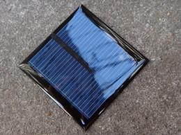 Wholesale Wholesale Small Solar Panels - 0.6W 5.5V 90mA polycrystalline solar Panel small solar cell PV module