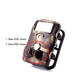 Wholesale Sport Camera Hunting - Sport HD Digital Infrared Scouting Camera 12MP Rain-proof Trail Camera Portable Wildlife Hunting Camera 940nm IR LED Video Recorder Y1370