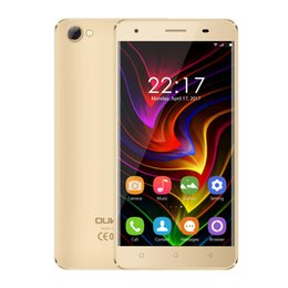 Wholesale Smartphone Android 2gb Ram - Cheap 3G WCDMA OUKITEL C5 Android 7.0 Quad Core MTK6580 1.3GHz 2GB RAM 16GB ROM 5.0 inch IPS 1280*720 HD GPS WiFi 8.0MP Camera FM Smartphone