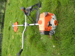 Wholesale Gasoline Brush Cutters - Gasoline grass trimmer FS120 30.8cc brush cutter factory sold made in china with good quality