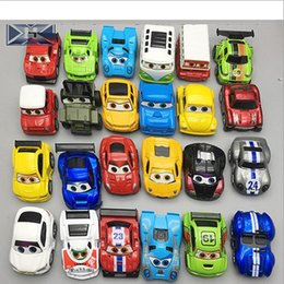 Wholesale Collection Cars - Children Cartoon automobile Engineering Vehicle Aircraft Military Car Alloy Model Car Toys Collection As Gift For Boy Kids 45 Styles