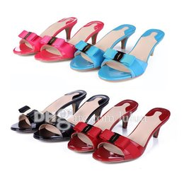 Wholesale Sandals Blue Woman - Hot 2016 new women's open-toed casual sandals for womens flats slippers summer fashion Women design sandals simple flip flops toes sandals