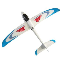 Wholesale Rc Airplane Motor Kit - RC airplane 1400mm Yi sky airplane 2.4Ghz 6channel remote control radios model plane New glider EPO kit airplane