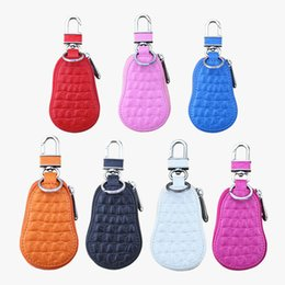 Wholesale Gourd Bags - Free shipping New Arrival 20Pcs Crocodile Car Accessories Key Wallets Bag Gourd Shape Key Cover Mini Key Protect Case JF-25