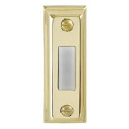 Кнопки дверного звонка онлайн-Кнопочный переключатель дверного звонка из металла, кнопка дверного звонка 8-24 В, выключатель дверного звонка 16 мм