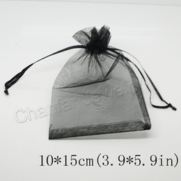 Wholesale Wholesale Candy For Sale - Selection 21 Colors Jewelry Packing Drawable Organza Bags 10*15cm,Wedding Gift Bags & Pouches used for candy gift hot sale