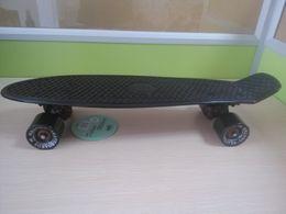 "Wholesale Banana Boards - 22"" mini fish board cruiser skateborad banana style longboard Cool Look Penny style Skate board"