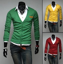 Chinese Mens Green Cardigan Sweater Suppliers, Mens Green Cardigan ...