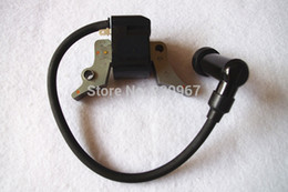 Wholesale Power Stroke - Ignition coil for Mitsubishi GM90 GT1000 10HP 4 stroke motor free shipping gasoline petrol tiller pump parts KE24024AA