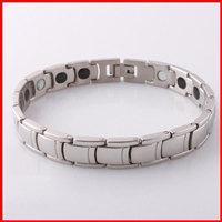Wholesale Wristband For Balance - titanium balance magnet germanium energy bracelet power wristbands band cuffs for men women health jewelry BY DHL 161131
