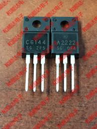 i connettori Sconti All'ingrosso-5PCS / LOT 2SA2222 2SC6144 A2222 C6144