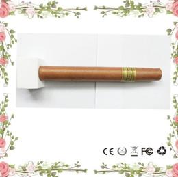 Wholesale Electronic Cigarette Disposable Kits - New Disposable Cigar 1300 Puffs Pen Electronic Cigarette Kit E Cigars E Cig Vapor flavor Vaporizer Better Than E Shisha time Hookah