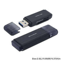 Wholesale Super Rates - USB 3.0 Card Reader Micro SD Super Speed Data Transmission Rate Up To 5 Gbps Black Color