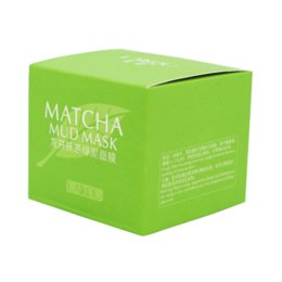 Wholesale Nutrition Collagen - Face Care Nutrition Matcha Mud Mask Facial Mask Cream Essence Moisturizing Oil-Control Anti-Aging Cream Anti Wrinkle Cream