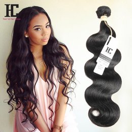 Wholesale Cheap Virgin Brazilian Hair Extensions - Brazilian Body Wave 3 Bundles Cheap Human Hair Extensions 8A Brazilian Virgin Hair Body Wave 100g Pcs Brizilian Body Wavy Hair