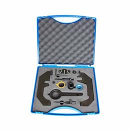 chevrolet-pin-code Rabatt Motor Locking Tool Kit Für BMW N62 N73 Ausrichtung Nockenwelle Kurbelwelle Timing Master Tool Kit Set