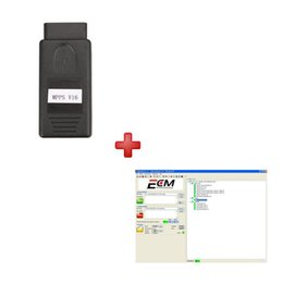 Wholesale Edc16 Peugeot - New Arrival MPPS V16 Plus ECM TITANIUM V1.61 With 18475 Driver ECU Chip Tuning Tool for EDC15 EDC16 EDC17