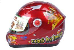 Wholesale Safety Children Helmet - Bike Helmet for Children Full face Helmet Electric Vehicle Kid Safety Helmet Motorcycle Helmets of Kids Helmets