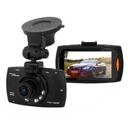 "Wholesale Ir Camera Auto - Mini Car DV G30 Auto Registrator 2.7"" screen Dash cam Car DVR 720*480 IR night version Video Recorder Camera Black Box"