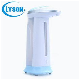 Wholesale Musical Directing - Factory Direct Free Shipping Movable Musical Reminder Refillable Home Foam Liquid Soap Dispensers for Kitchen Bathroom