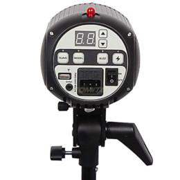 Argentina Godox E Series 250W flash de estudio E250 GN53 para fotografía (250WS Professional studio flash light) chimenea ligera Suministro