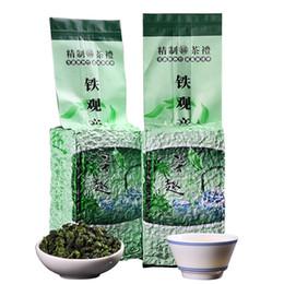 Wholesale Iron Ties - 500g China Top Ten Famous Teas 1725 Tie Guan Yin Tea iron Mercy Goddess-green Oolong Tea- 100% Natural Organic (Anxi Tieguanyin)