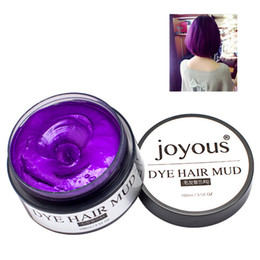Wholesale Color Hair Chalk Set - new fashion hair color hair chalk set makeup temporary hair chalk paint for hair Free shipping M02298