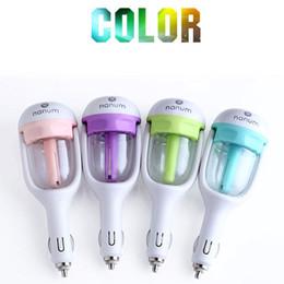 armaturenbrettsystem Rabatt Nanum Fashion Mini Lade Tragbare Wasserflasche Dampfbefeuchter Luftnebel Diffusor Luftreiniger Auto Büroraum OTH245