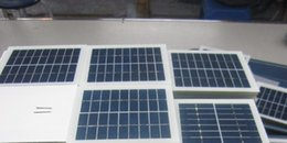 Wholesale Solar Cells 2w - 5pcs lot 2W 9V Polycrystalline Solar Panel can be charged 6v battery and 12v battery in series,Class A Quality with 4 gift
