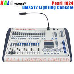 Wholesale Dmx Consoles - New Arrival Moving Head Lighting DMX512 Console Mini Pearl 1024 DMX Controller