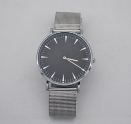 Wholesale Watches Brass Case - Brand New Unix watch business party watch alloy case with good quality band 8pcs drop shipping