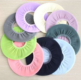 Wholesale Toilet Seat Pads - DHL Free Ship,100Pcs Closestool Toilet Washable Seat Cover Warmer Pads