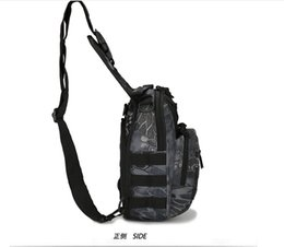 Wholesale Wholesale Sports Backpacks - New Arrival 600D Outdoor Sports Bag Shoulder Military Camping Hiking Bag Tactical Backpack Utility Camping Travel Hiking Trekking Bag