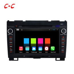 Wholesale Free Link Building - Core Android 5.1.1 Car DVD Player for HOVER H3 h5 with Radio Navi Wifi DVR Mirror Link BT 1024X600 +Free Gifts