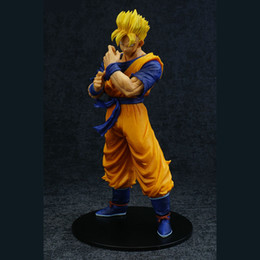 Wholesale Future Big - Dragon ball future Son Gohan Resolution of Soldiers PVC figure toy doll