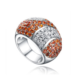 Wholesale Turkish Sterling Jewelry - STARHARVEST 2017 NEWEST incredible ring circle 925 Sterling Silver Turkish silver rings with fashion design Turkish silver jewelry