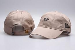 Wholesale Red Cap White Brim - Classic 9 Styles Diamond visor cap red  black  sky blue white brim colorful snapback cap sun golf baseball cap Adjustable hat